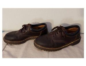 Dr. Martens Brown Shoes
